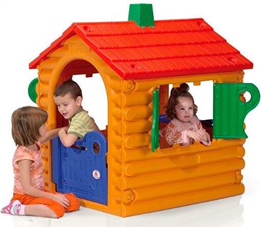 casa para niños injusa