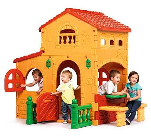 casita infantil plastico