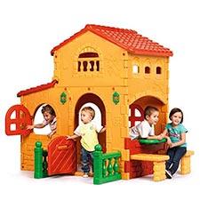 casita de plastico para niños