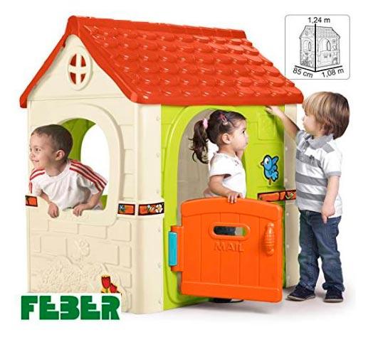 Caseta infantil fantasy house feber