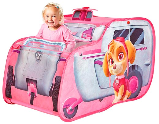 casita plegable paw patrol