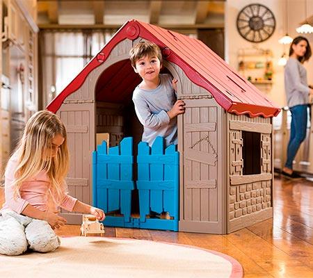 casita infantil interiores