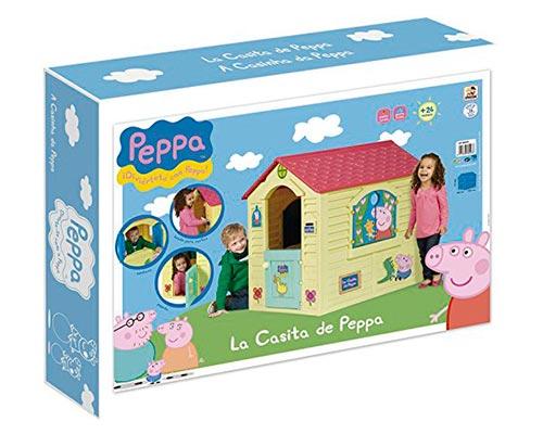 casita infantil peppa pig 89503