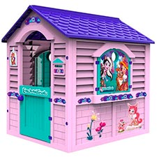 Casita Infantil Chicos Enchantimals [Fábrica de Juguetes 89518]
