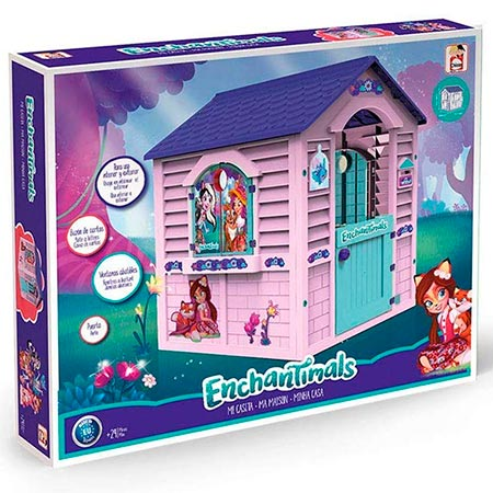 casita infantil chicos enchantimals