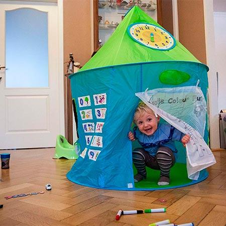 casita infantil knorrtoys