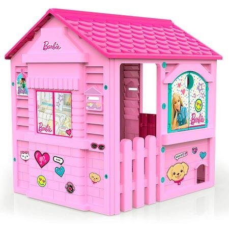 caseta infantil barbie
