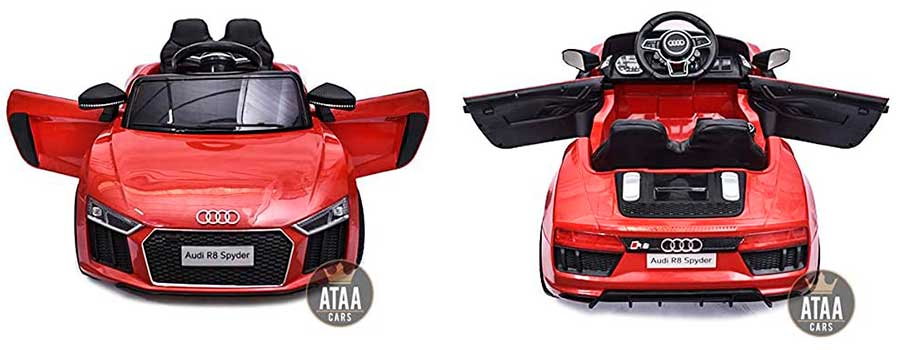 ATAA CARS Audi R8 Spyder Licenciado