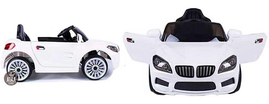 ATAA CARS Coche eléctrico niños con Mando y batería