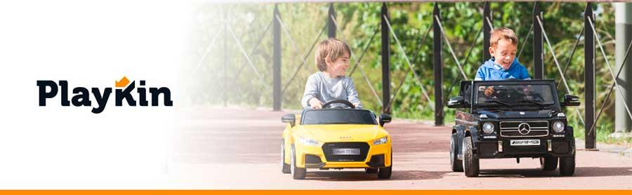 Cuáles son las ventajas de comprar un coche electrico para niños