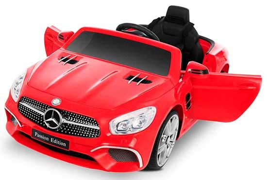 Playkin Mercedes Benz SL400 Coche Eléctrico Infantil
