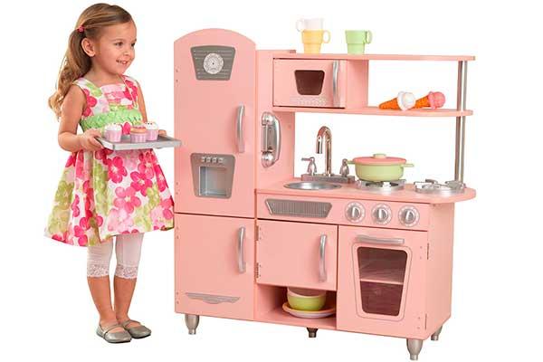 Cocina de Juguete para Niñas y Niños
