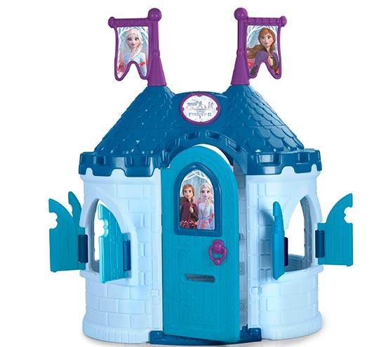 FEBER Castillo de Princesas Disney Frozen 2