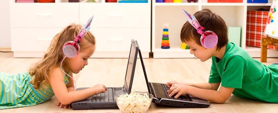 Auriculares para Niños Inalámbricos